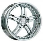 MKW D-25 Forged (Chrome)
